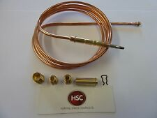 FALCON TYPE UNIVERSAL 1800mm PILOT THERMOCOUPLE KIT FOR GAS APPLIANCES OVENS