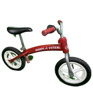 Radio Flyer 800X Glide and Go Balance Bike - Red