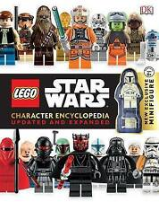 LEGO Star Wars Character Encyclopedia Updated and Expanded by DK (Hardback, 2015