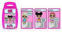 LOL Surprise TOP TRUMPS - Card Game - L.O.L Dolls