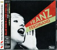 Franz Ferdinand You Could Have It So Much Better, Japan CD Obi +2 Bonus