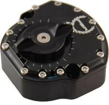 Powerstands Racing - 09-00851-22 - Steering Damper, Black
