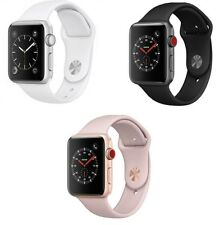 Apple Watch Series 38 42mm GPS or 4G Stainless Steel Aluminum Case Smart Watch