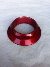 """NEW CENTER CAP WHEEL CENTERCAP TSW HEXNUT RED METAL CN60 DF 18C0 3 5/16"""""""