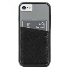 NEW Case-Mate Universal Stick-On Cell Phone Wallet Pocket for ID Credit Cards