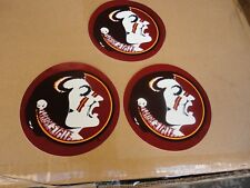 [1]  FLORIDA  STATE T SEMINOLES  DECAL  FOR AUTO, WINDOWS AND CORNHOLE GAMES