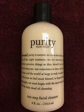 Philosophy Purity Made Simple Cleanser 8oz Size! ~ New/Sealed ~