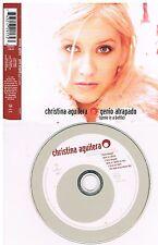 Christina Aguilera – Genio Atrapado (Genie In A Bottle)  CD Maxi-Single 1999
