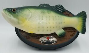 Big Mouth Billy Bass 445076 No BOX and Tested