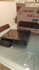 STARSAT 2000HD,Decoder IPTV, HD, NERO, OTTIME CONDIZIONI