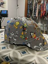 Wendys Welding Hat Made With Looney Tunes 2 Fabric New!