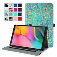 For Samsung Galaxy Tab A 10.1 inch 2016/2019 Tablet Multi-Angle Case Cover Stand
