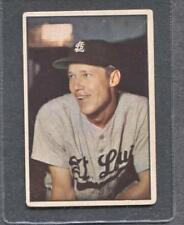 1953 Bowman Color #20 Don Lenhardt (Browns)  Vg-Ex  (Flat Rate Ship)