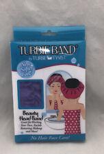 Turbie Band Head Band ~ by Turbie Twist Purple ~ Beauty Head Band