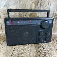 RETRO VINTAGE 1990's Morphy Richards R135 4-Band Radio WORKING LW/MW/SW/FM