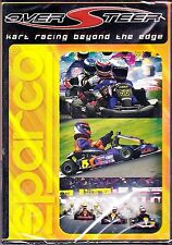 New! OVER STEER Kart Racing Beyond the Edge DVD Movie Go-Carts Extreme Race 2005
