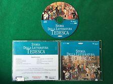 1 CD-ROM - STORIA DELLA LETTERATURA TEDESCA , L'Espresso (2000)