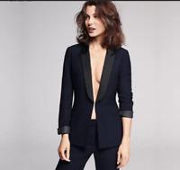 Suits Tuxedo Women Business Pants Suit 2 Piece Set Ladies Office Uniform Custom