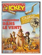 LE JOURNAL DE MICKEY  2745 POSTER PICSOU  2005 BE+/TBE sans dvd
