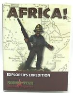 North Star Africa! SET1 Explorer's Expedition White Men Colonial British Congo