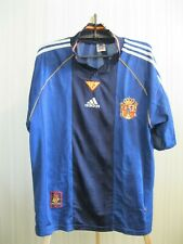 Spain national team 1999/2000 Away Size L Adidas shirt jersey maillot camiseta