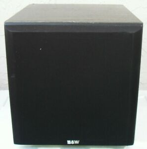 B&W ASW 2500 Active Subwoofer