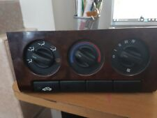 ROVER 45 HEATER CLIMATE CONTROL PANEL SWITCH UNIT JFO102020