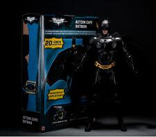 LARGE 20' WINGSPAN MATTEL DC BATMAN THE DARK KNIGHT RISES ACTION CAPE FIGURE TOY