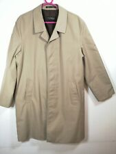Jonelle Mac Overcoat rain coat Large, Made In Britain