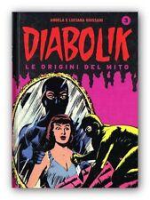 fumetto DIABOLIK le origini del mito numero 3
