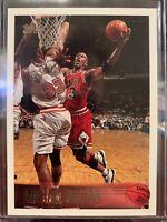 1996-97 Topps Michael Jordan Chicago Bulls #139