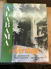 Alabama Heritage 1967 hardback Brown and Akers autographed and signed