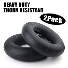 4.10/3.50-6 Inner Tube for Wheelbarrows, Snow Blowers, Wagons, Carts, Hand Truck