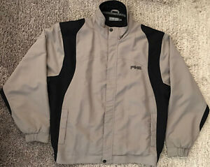 068 NEW Authentic PING Collection Wind Proof Quiet Golf Jacket Mens Small