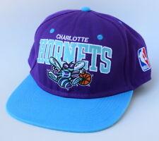 CHARLOTTE HORNETS Snapback Mitchell & Ness HARDWOOD CLASSICS Baseball Cap Hat