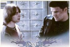 Angel Season 4 Impossible Dreams Chase Card BL-2