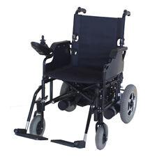 Carrozzina per disabili elettrica pieghevole