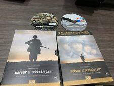 SALVAR AL SOLDADO RYAN DVD TOM HANKS EDWARD BURNS MATT DAMON TOM SIZEMORE