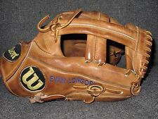 Wilson A2000 EL3 Evan Longoria used Pro issue game glove Tampa Bay Rays