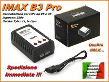 Caricabatteria IMAX B3 Pro 220v for per LIPO 2S 7.4v 3S 11.1v Battery Charger