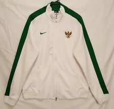 Nike Team INDONESIA N98 Football Soccer Track Jacket XL World AFF Cup Olympics