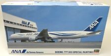 Hasegawa 1/200 777-300 Ana Boeing House Special Plastic Model Kit P/N 10125