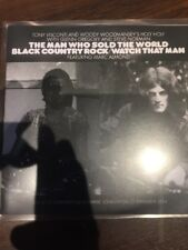 TONY VISCONTI MARC ALMOND 'THE MAN WHO SOLD THE WORLD 3TRK CD PROMO DAVID BOWIE