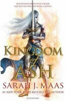 Kingdom of Ash International Bestseller by Sarah J. Maas 9781408872918