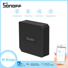 Sonoff Rf Bridge WiFi 433Mhz Wifi Remote Smart Switch Diy Timer Home Automation