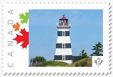 West Point LIGHTHOUSE = postage stamp MNH Canada 2018 [p18-09-17]