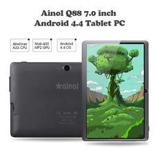 "7"" Kinder Tablet PC Android 4.4 Quad Core WIFI 3G+ 8GB Pad 2-Kamera WLAN WIFI DE"