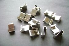 More details for greenhouse glass clips glass z glazing clips choose from 5 to 200