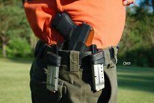 Magazine Holder for Kahr CM9 9mm Pistol Magazine - Twin Pack