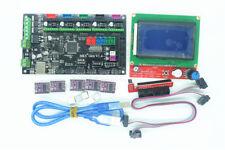 MKS Gen V1.4 3D Printer Controller Kit w/ 12864 LCD Display &5pcs DRV8825 Driver